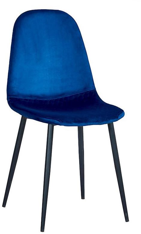 Krzesło Cotto plaster miodu (niebieski)