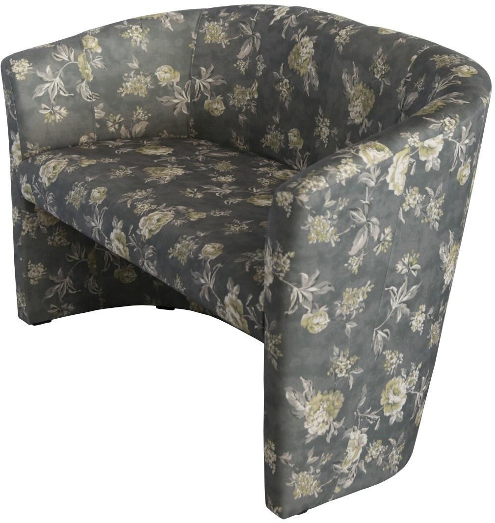Sofa Piccolo (w kwiaty)