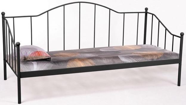 Łóżko Sonia (czarny)