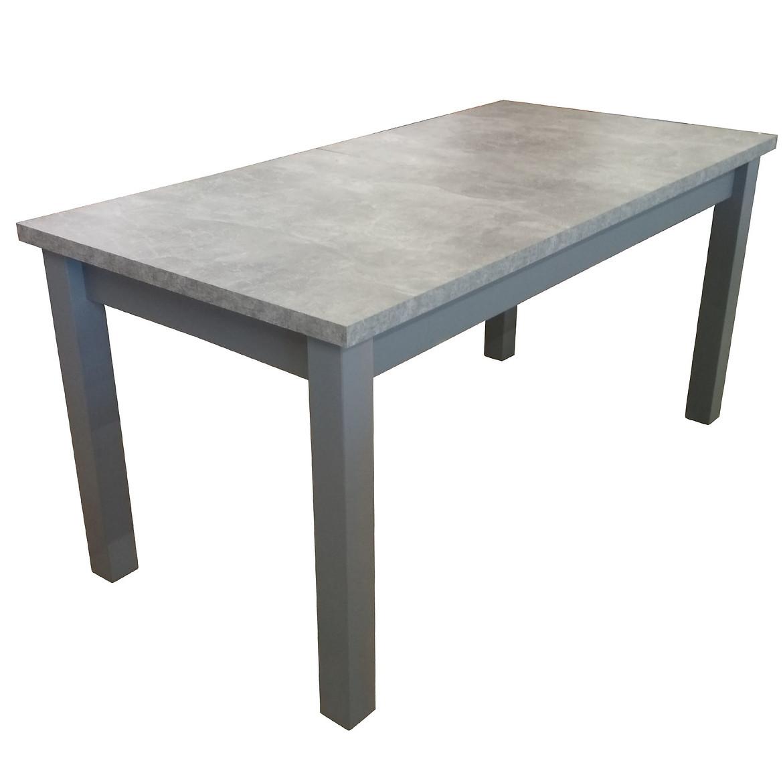 Stół ST28 120x80+40 beton DD