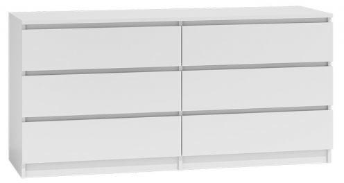 Komoda Umo P6 140 (biały)