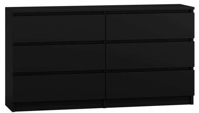 Komoda Umo P6 140 (czarny)