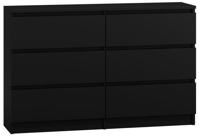 Komoda Umo P6 120 (czarny)