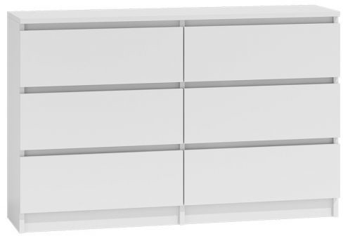 Komoda Umo P6 120 (biały)
