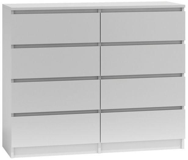 Komoda Umo P8 140 (biały)