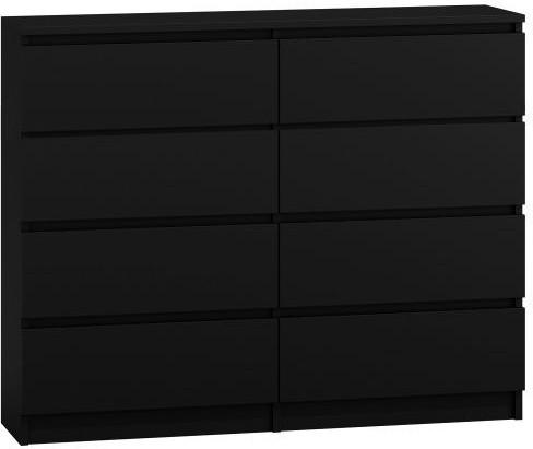 Komoda Umo P8 140 (czarny)