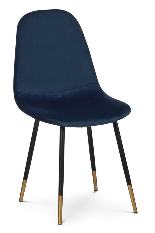 Krzesło Albert 3 (niebieski)