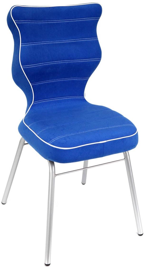 Krzesło VISTO 4 (niebieski)