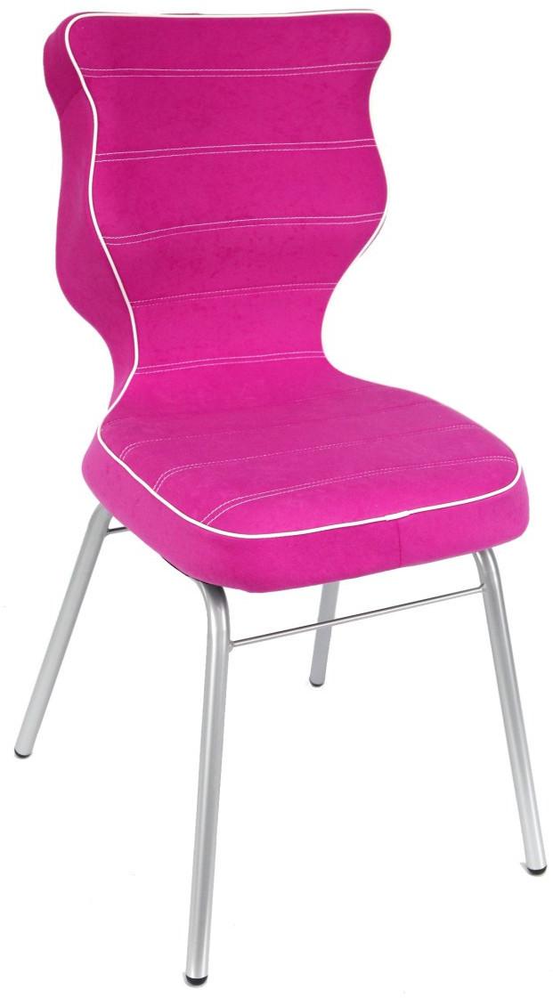 Krzesło VISTO 4 (różowy)