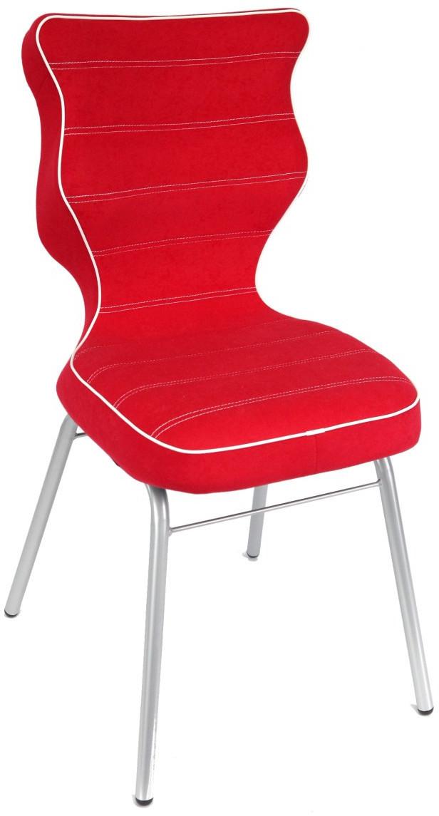 Krzesło VISTO 4 (czerwony)