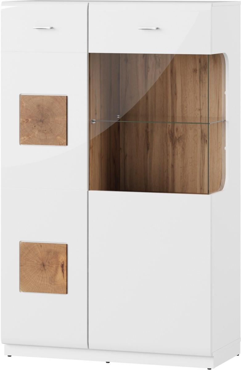 Witryna Wood 15