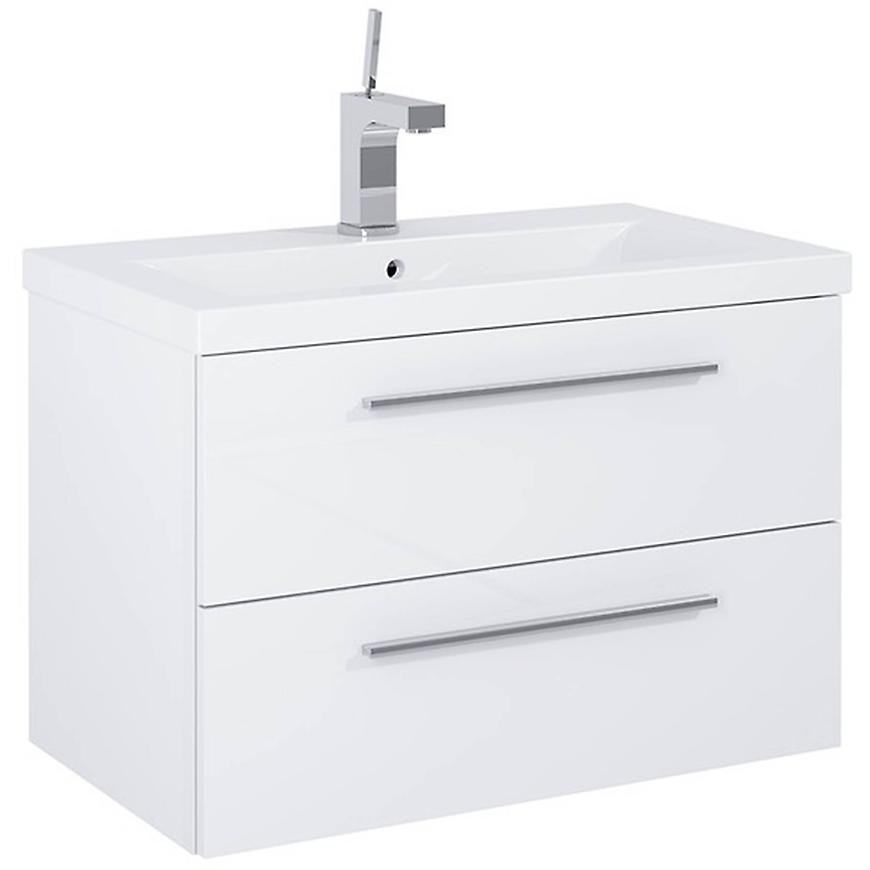 Zestaw szafka z umywalką Boa Vista 70 biały
