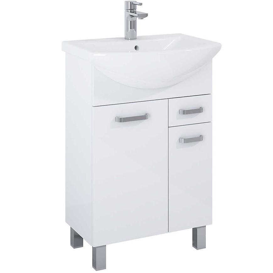 Zestaw Uno 55 2D 1S white