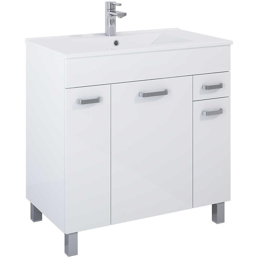 Zestaw Uno Kyra 80 3D 1S white