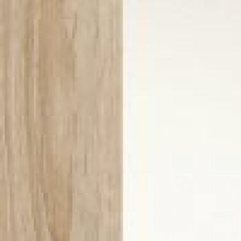 Dąb sonoma/biały