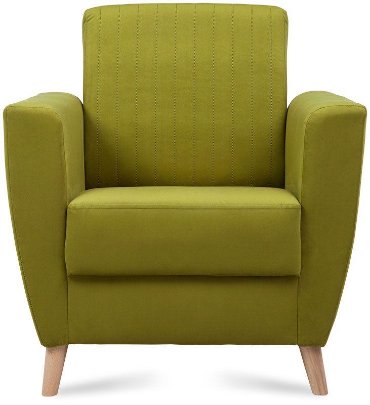 fotel bruna zielony 2