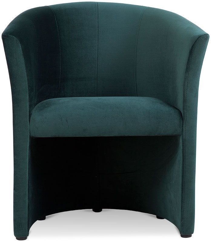fotel pur zielony 2