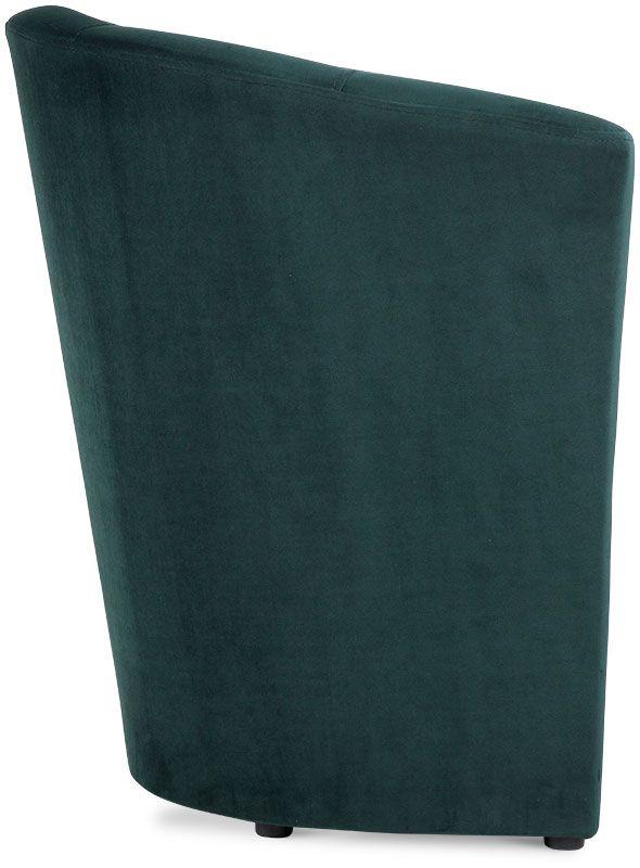fotel pur zielony 3