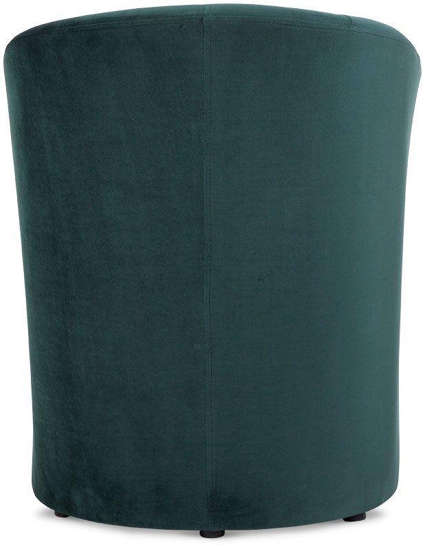 fotel pur zielony 4