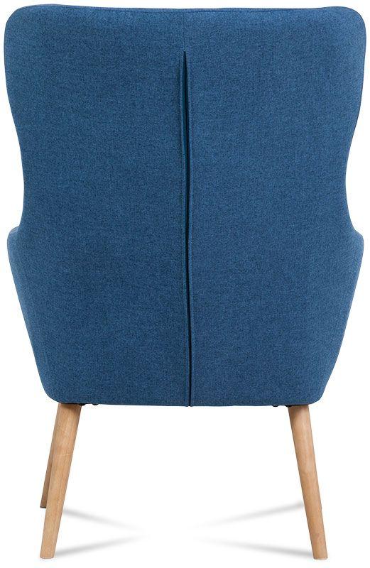fotel trend niebieski 3