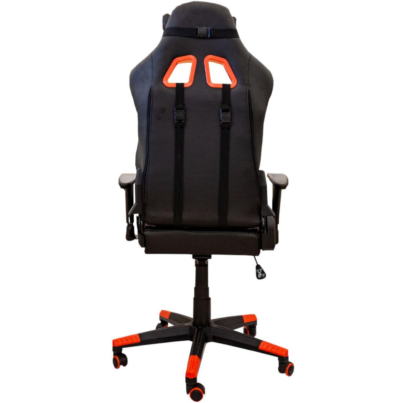 fotel cx1055h czerwonoczarne 9