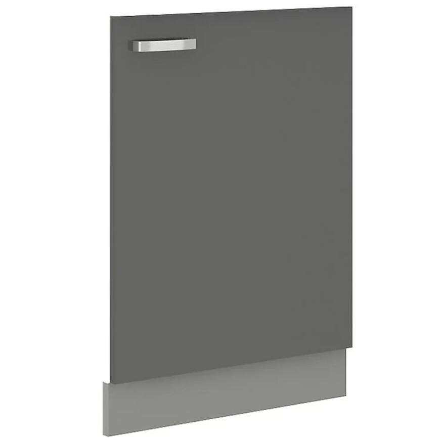 Front zmywarki Grey 713X596