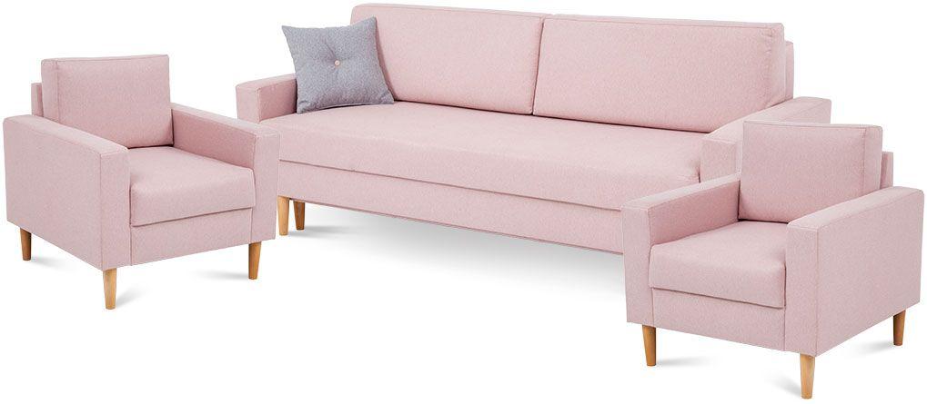 kanapa kayla aranz roz fotele