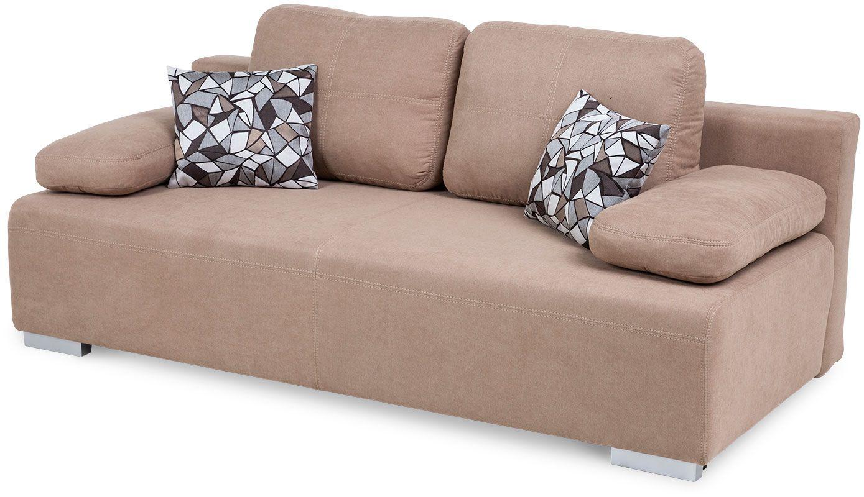 kanapa nela bezowa  1