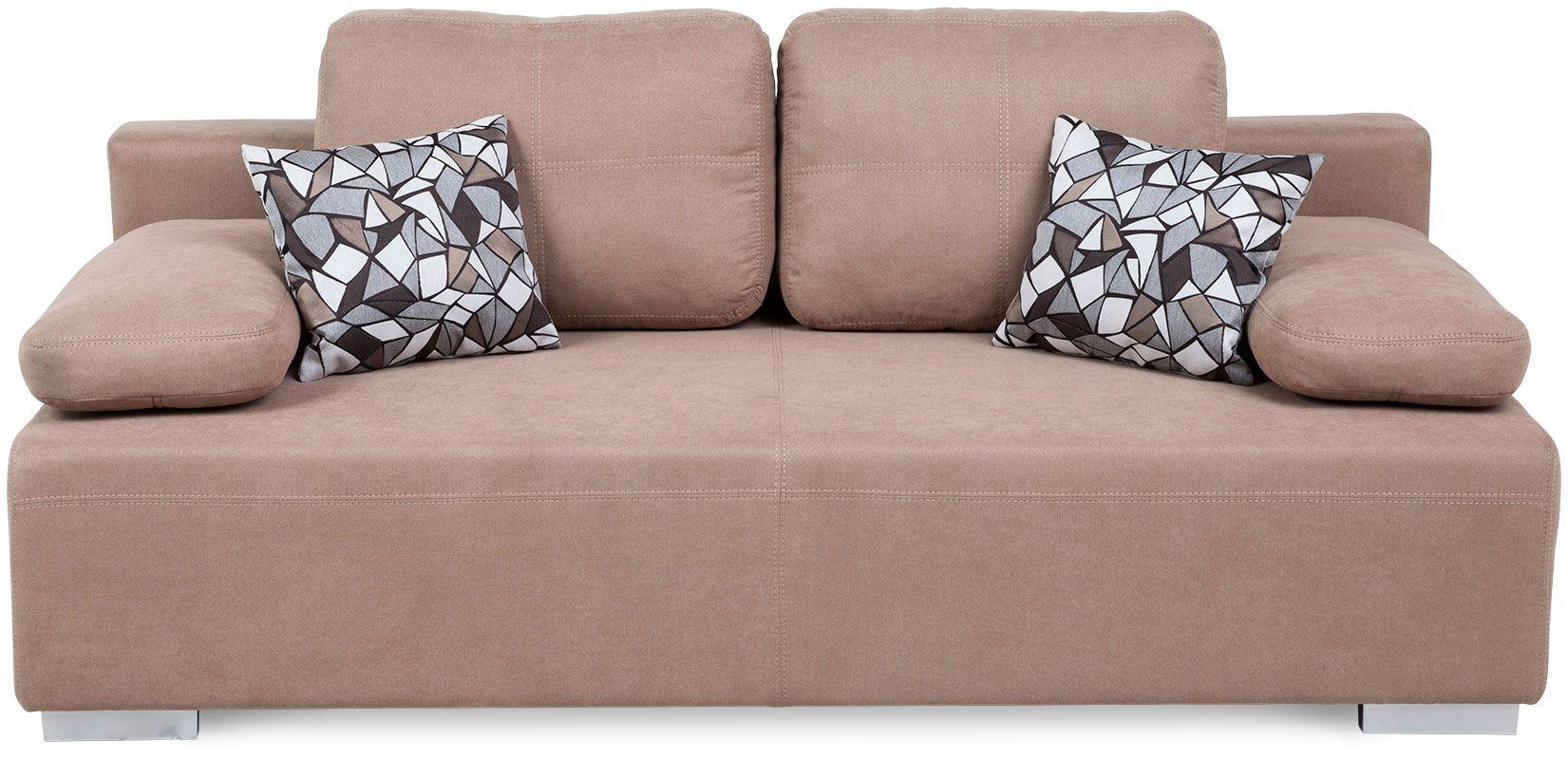 kanapa nela bezowa  3