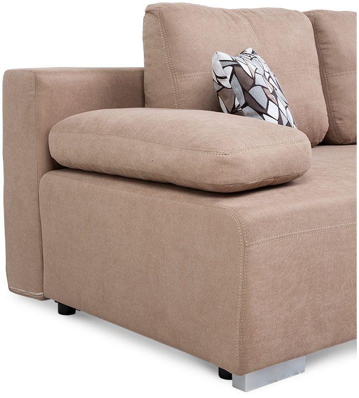 kanapa nela bezowa  4