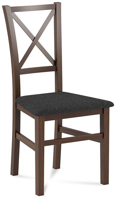 krzeslo alvo orzech grafit