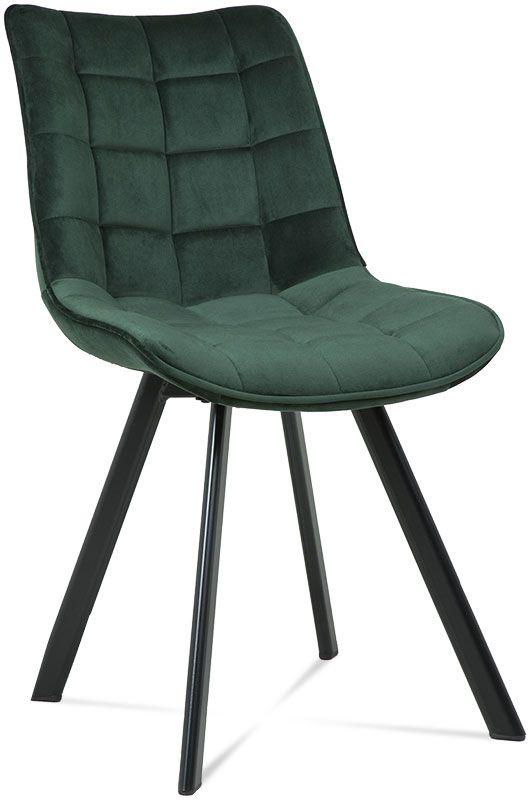 krzeslo enzo ciemny zielony 1