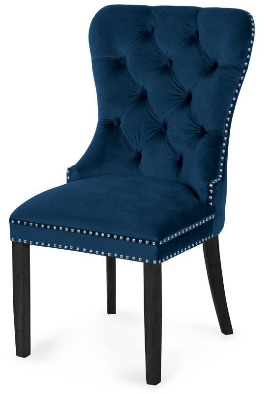 madame niebieski czarny 1