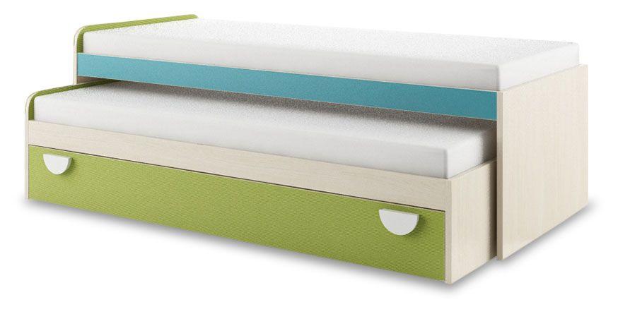 Łóżko dolne Pik-Pok PP-12