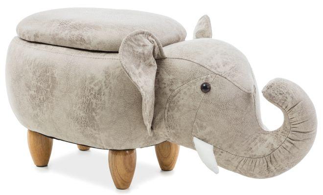 sebastianjsz slon sebastian kolor jasny szary