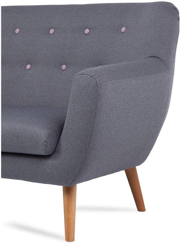 sofa sorento lux 3 popiel 2