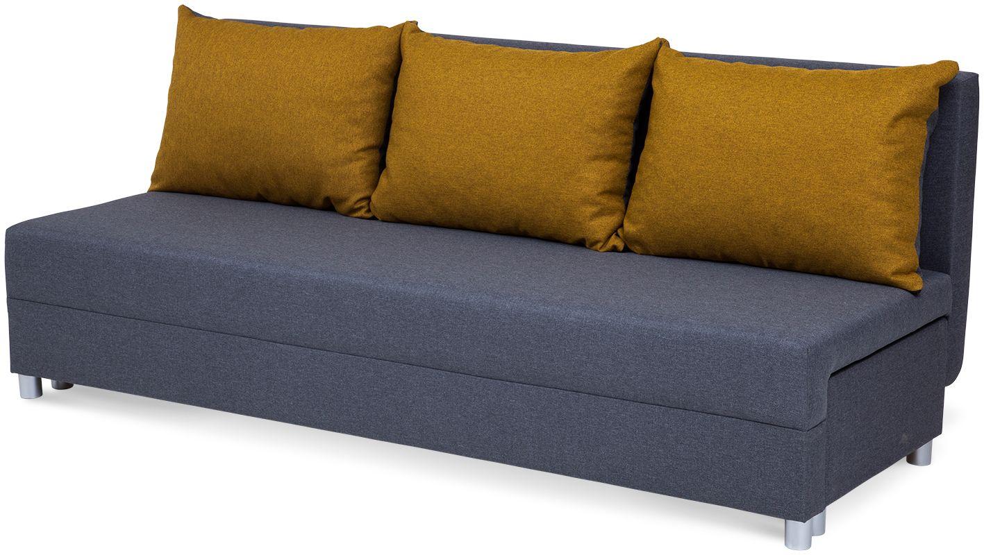sofa aria musztarda