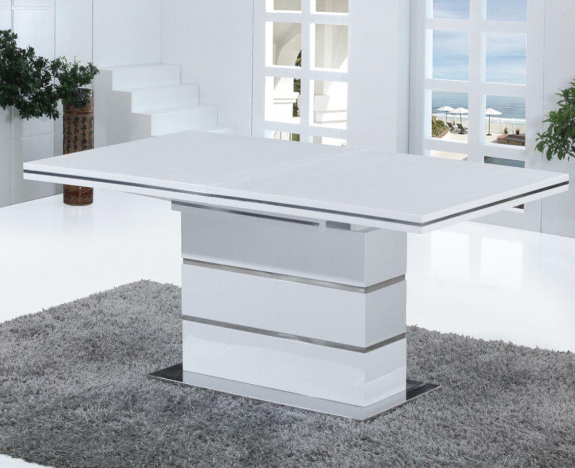 stol modern white n 115 9