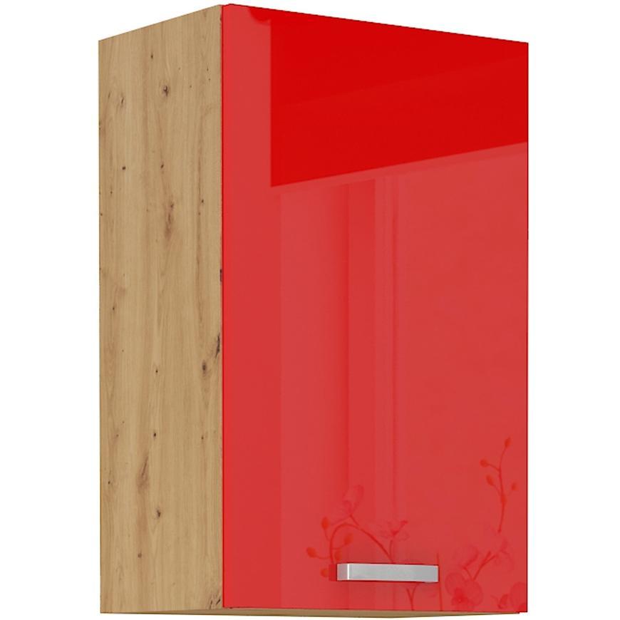 szafka kuchenna artisan czerwony polysk 45g 72 1f 3 bip0v5mco1tw4yiqmplnarflihsakp2l jpg