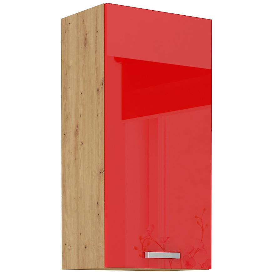 szafka kuchenna artisan czerwony polysk 45g 90 1f 3 bip0v5mco1tw4yiqmplnarflihsaljyp jpg