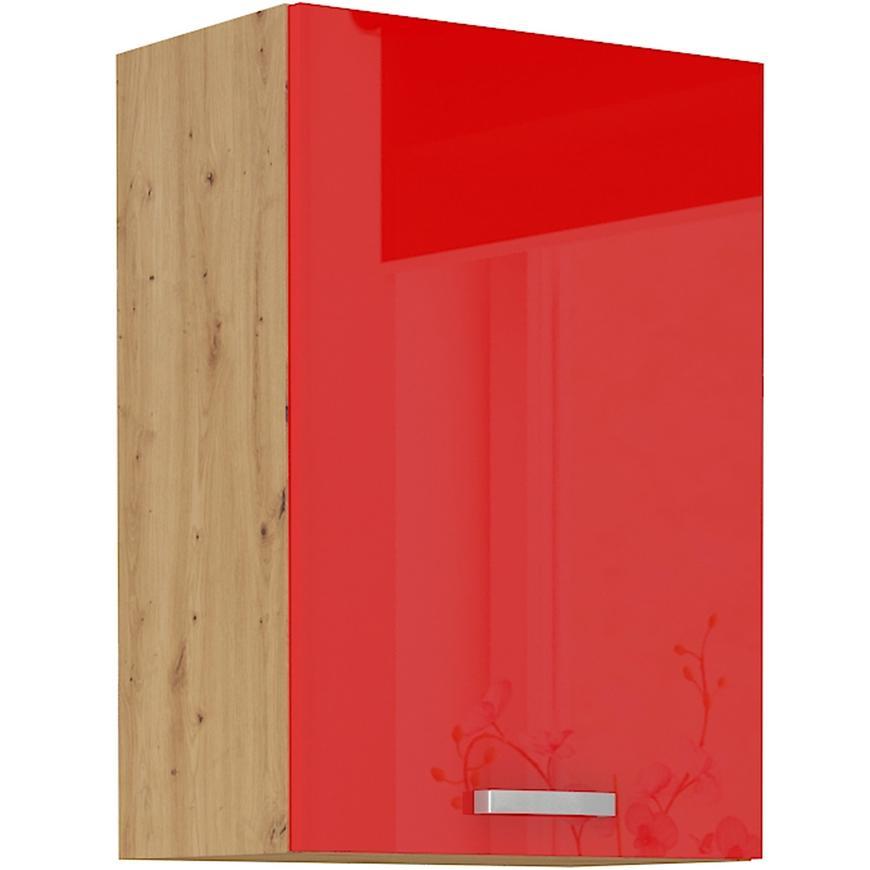 szafka kuchenna artisan czerwony polysk 50g 72 1f 3 bip0v5mco1tw4yiqmplnarflihsakz6n jpg