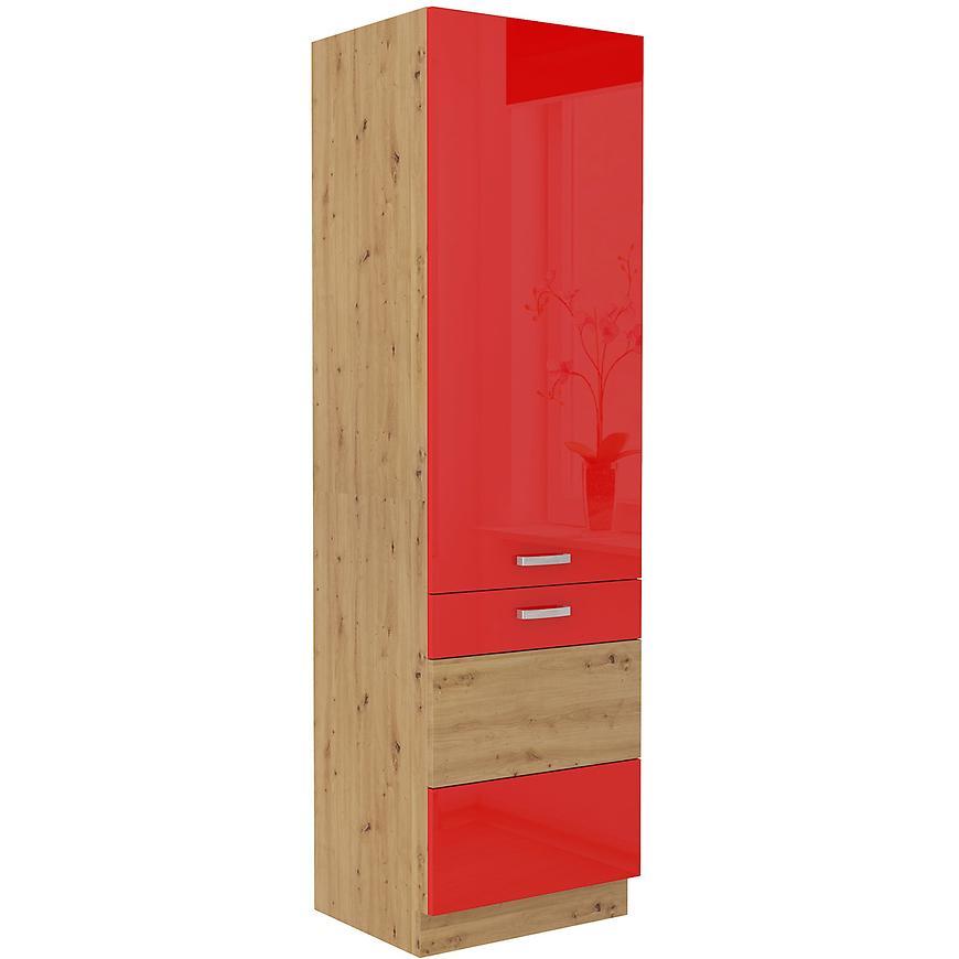 szafka kuchenna artisan czerwony polysk 60dk 210 2f bip0v5mco1tw4yiqmplnarflg3r4mj6l