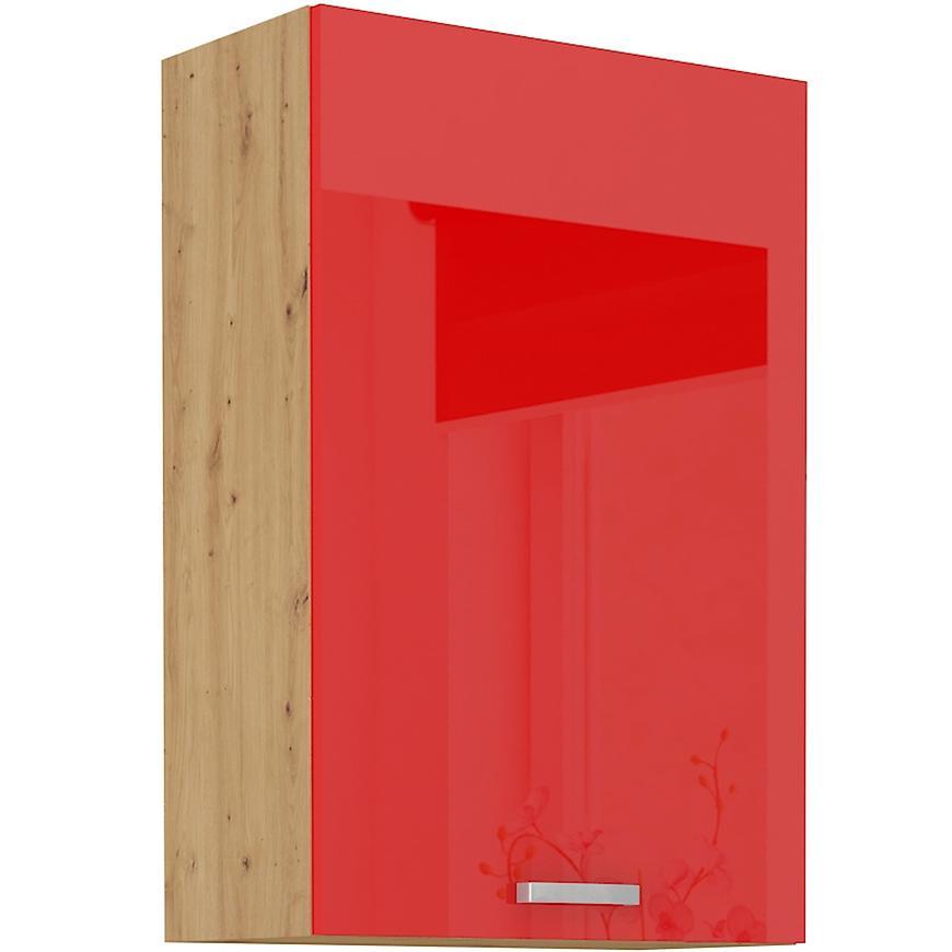 szafka kuchenna artisan czerwony polysk 60g 90 1f 3 bip0v5mco1tw4yiqmplnarflihsak56o jpg