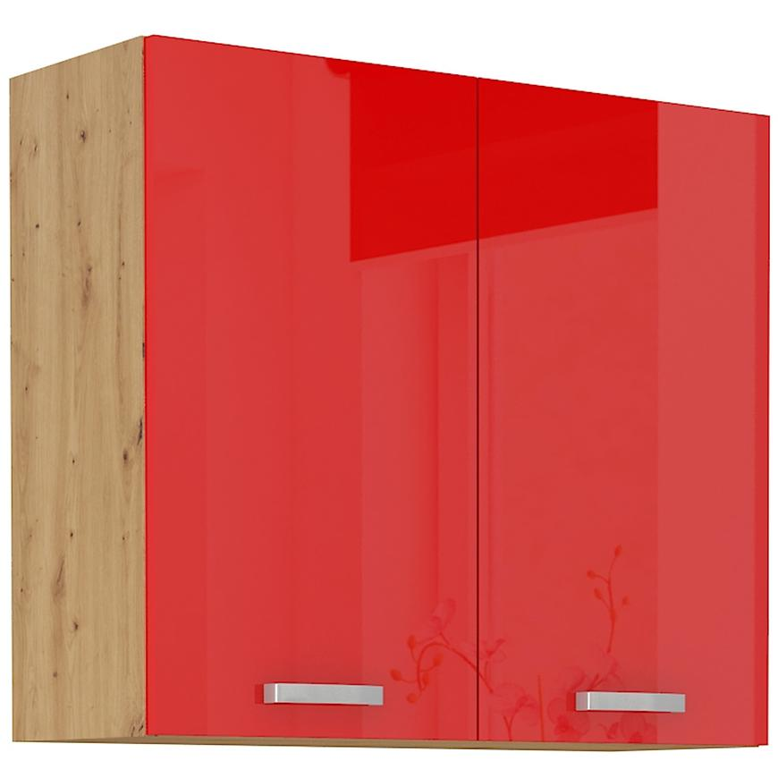 szafka kuchenna artisan czerwony polysk 80g 72 2f 4 bip0v5mco1tw4yiqmplnarflihsakzyj jpg