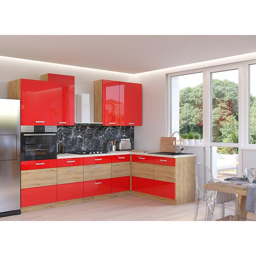 szafka kuchenna artisan czerwony polysk 80zl 2f bb 2 bip0v5mco1tw4yiqmplnarflg3r4kpwo jpg
