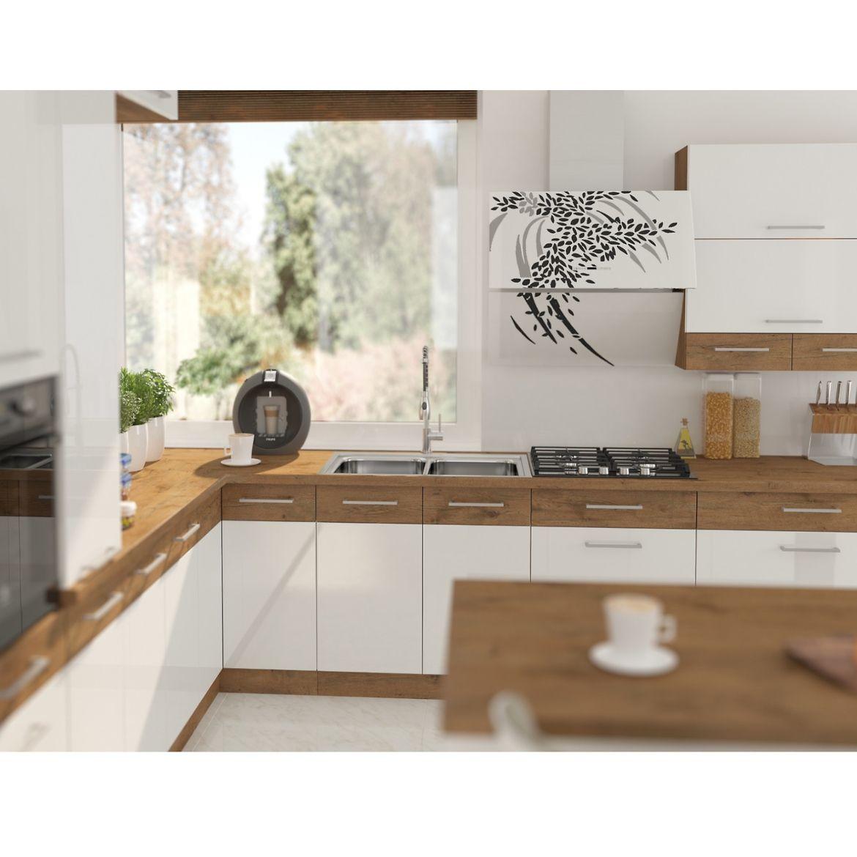 szafka kuchenna vigo bialy hg 60dp 210 2f 5