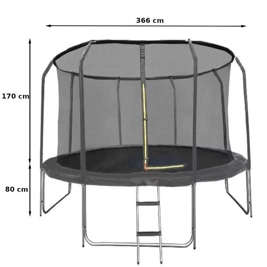 trampolina z drabinka 366cm czarna 2 bip0v5mco1tw4yiqmplna6lrg3t8kzer jpg