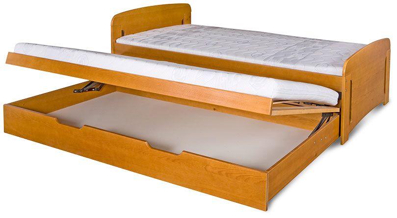 łóżko Wojtek