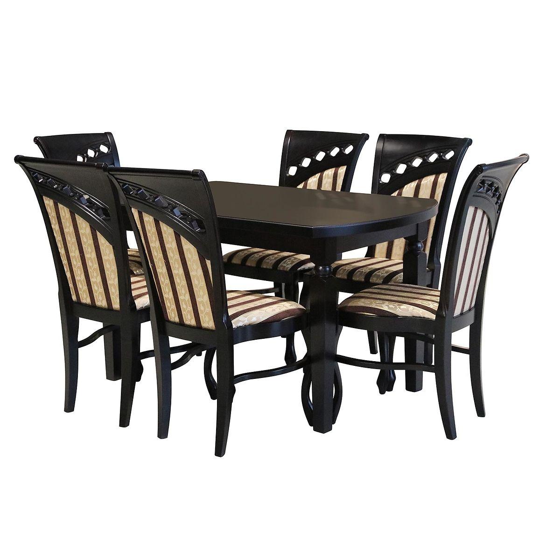 zestaw stol i krzesla olaf 16 st 86 kr 355 br2527 lipa 5 420 2