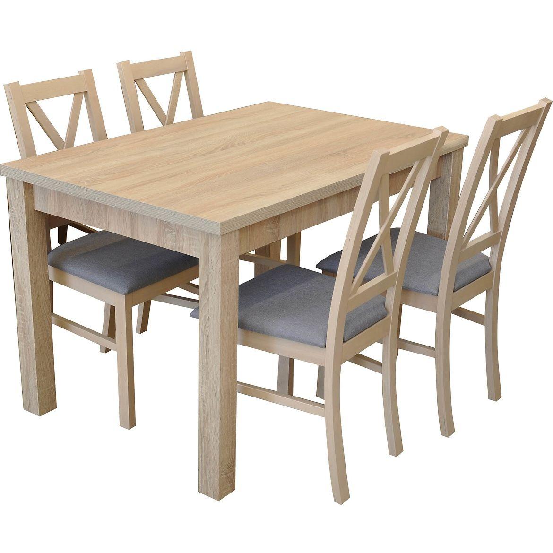 zestaw stol i krzesla samuel 14 st30 w113 sonoma 2